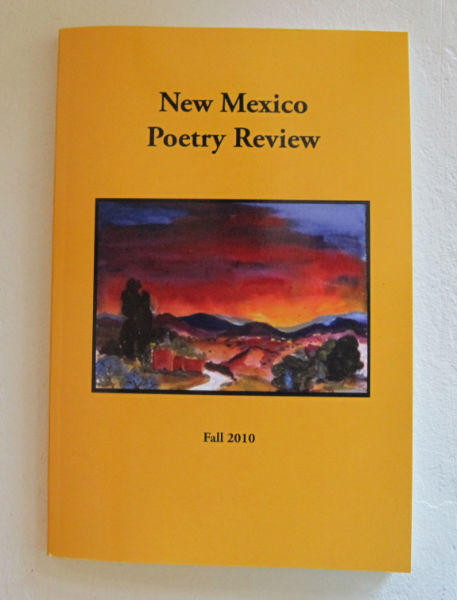 New Mexico Poetry Review Miriam S Well Poetry Land Art border=