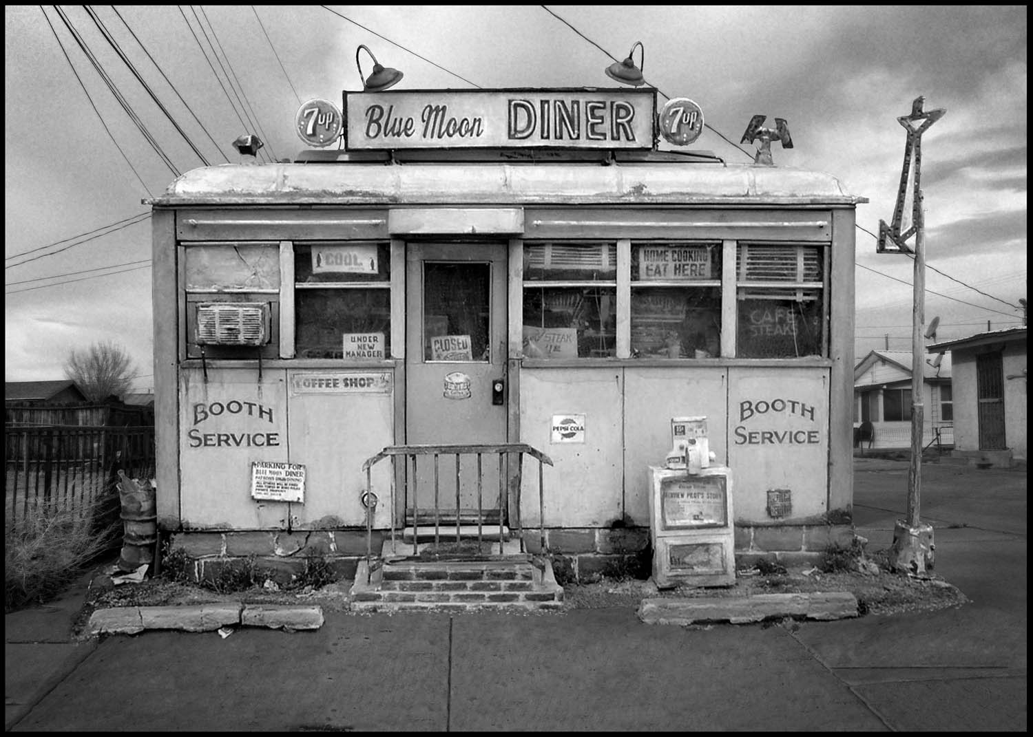Poem About Diner Miriam S Well Poetry Land Art And Beyond