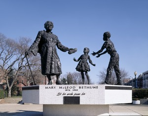 Mary McLeod Bethune Memorial, Washington, D.C.
